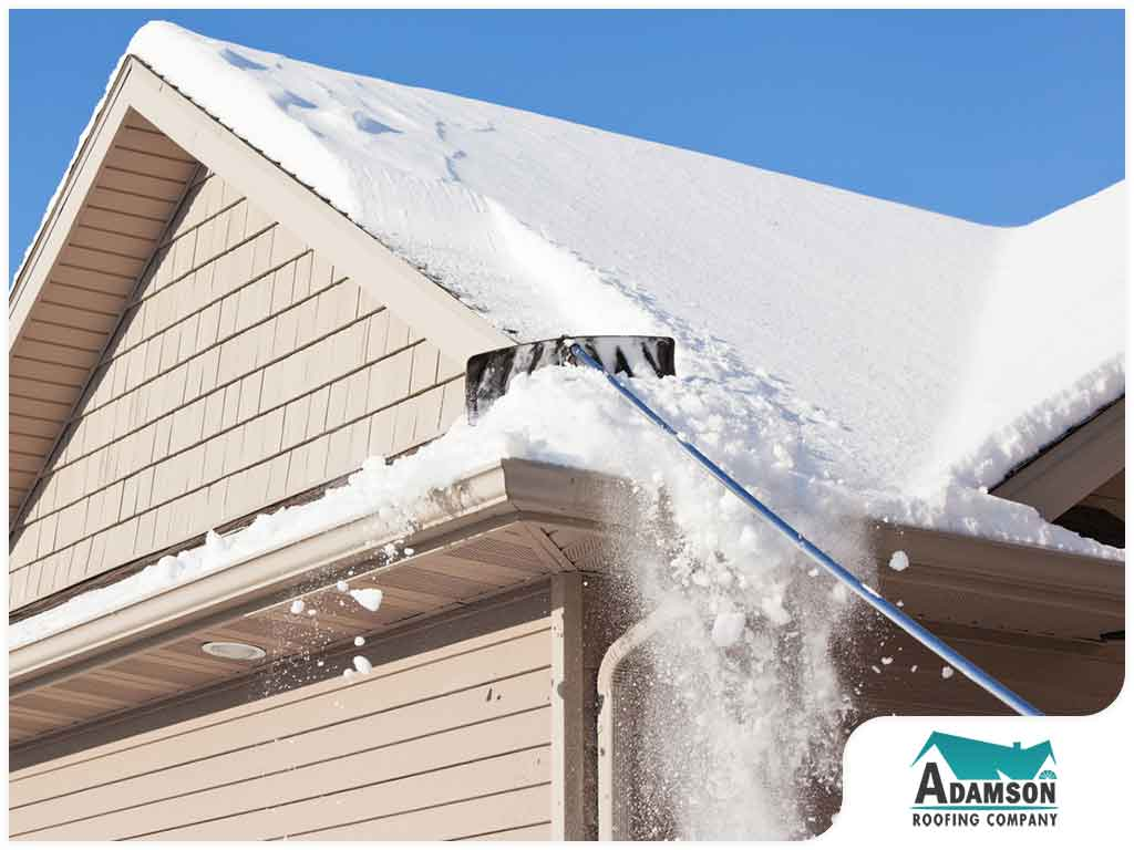3 Advantages of Winter Roof Replacement